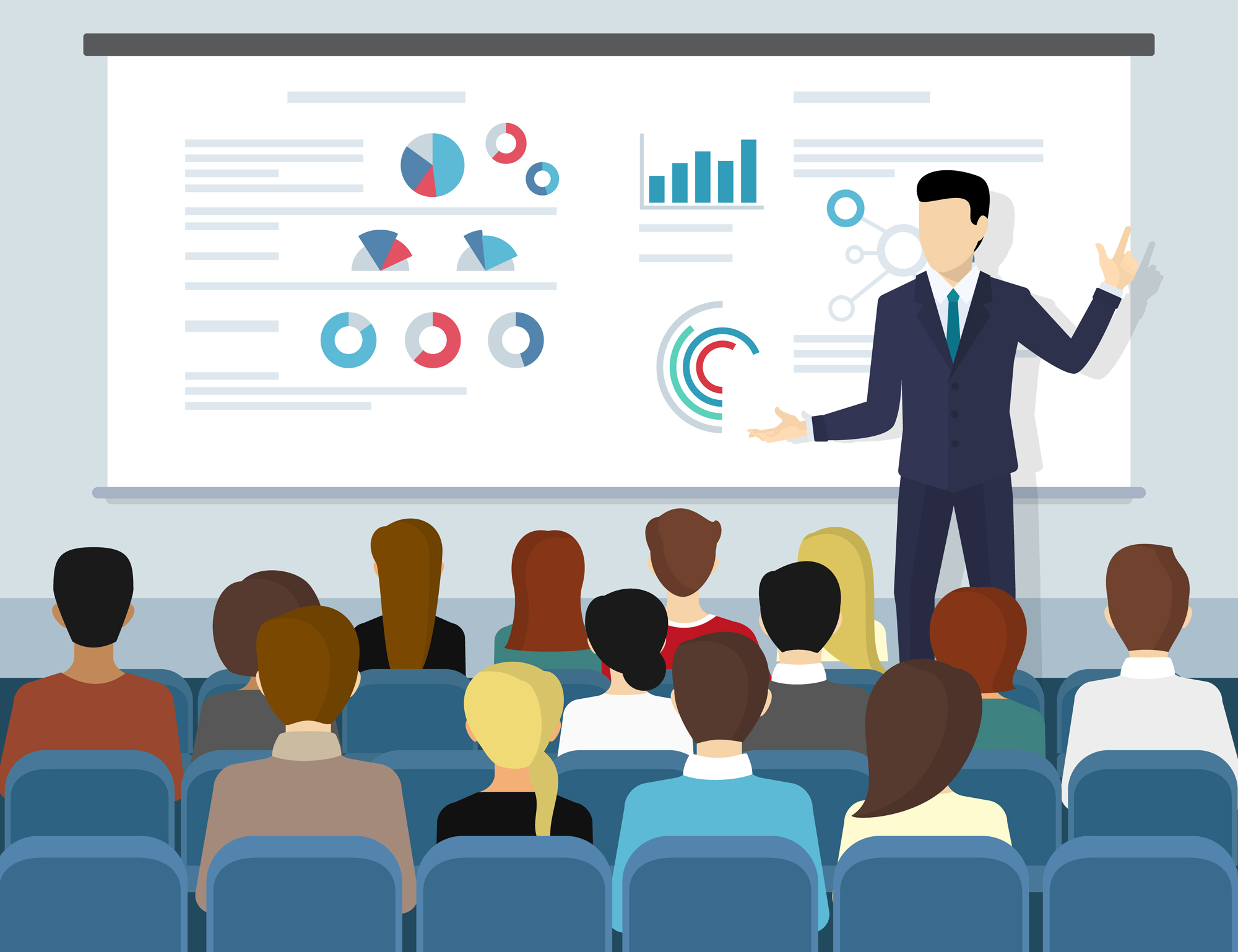 create engaging presentations  the big fish process