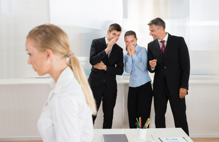 Workplace Bullying: How to Find Allies