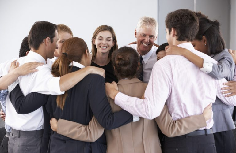 How Hug Culture Can Transform Your Business