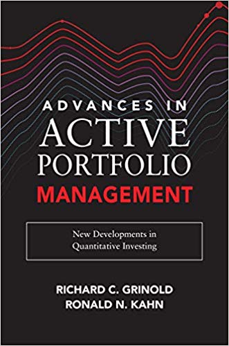 Advances in Active Portfolio Management