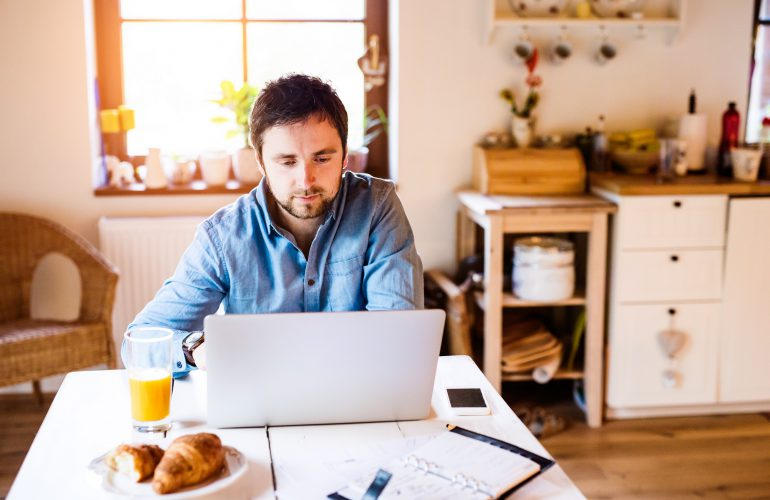 How to Thrive While Working From Home: 10 Tips to Keep You Motivated and Productive